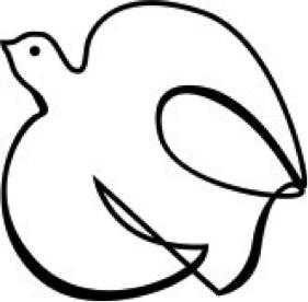 Simple dove