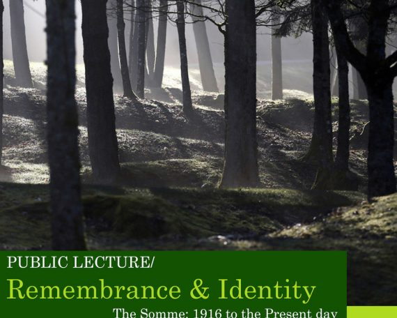Sunlit woods Somme lecture 2nd Nov 7.30pm